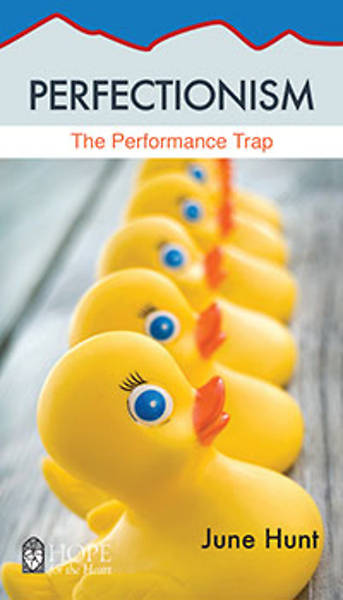 Picture of Perfectionism The Preformance Trap