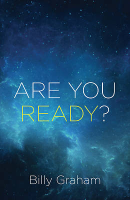 Picture of Are You Ready? (Pack of 25)