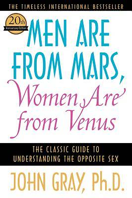 Picture of Men Are from Mars, Women Are from Venus