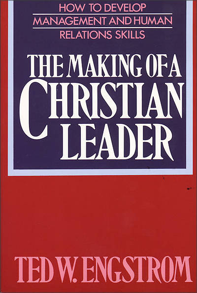 Picture of The Making of a Christian Leader