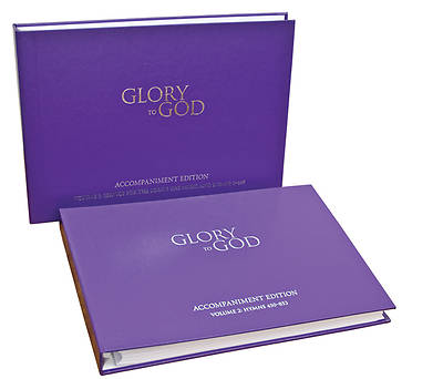 Picture of Glory to God (Purple Accompaniment Edition)