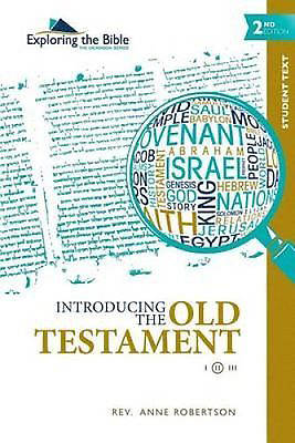 Picture of Introducing the Old Testament - Student Text