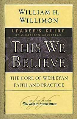 This We Believe Leaders Guide - eBook [ePub]
