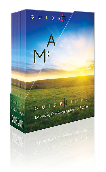 Guidelines for Leading Your Congregation 2013-2016 - Online Subscription