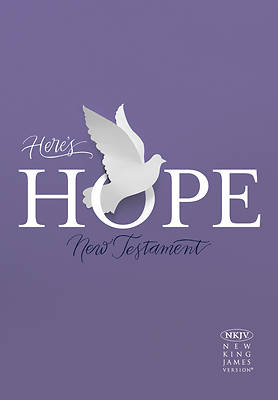 NKJV Heres Hope New Testament