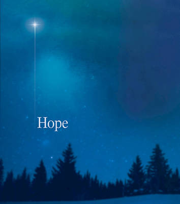 Picture of Hope Star Advent Bulletin, Large (Pkg of 50)