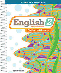 Picture of English 2 Worktext Answer Key 2nd Edition