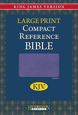 King James Version Compact Reference Bible Large Print