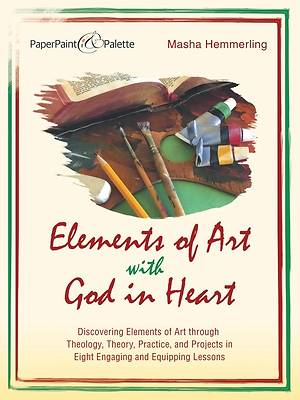 Picture of Elements of Art with God in Heart