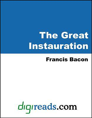 The Great Instauration [Adobe Ebook]