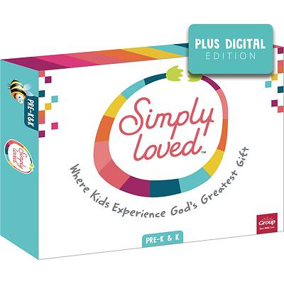 Picture of Simply Loved Q4 PreK-K with USB Kit