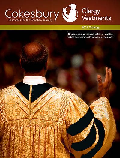 Clergy Vestment Catalog 2012