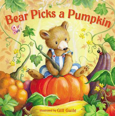 Picture of Bear Picks a Pumpkin
