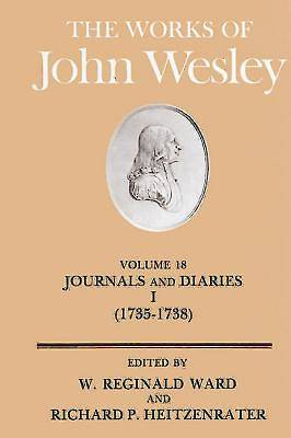 Picture of The Works of John Wesley Volume 18