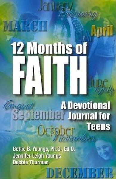 Picture of 12 Months of Faith