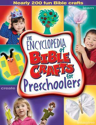 Picture of The Encyclopedia of Bible Crafts for Preschoolers