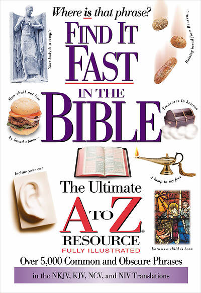 Picture of Find It Fast in the Bible