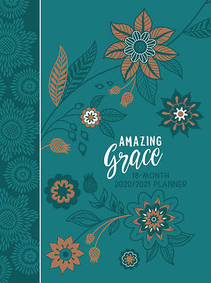 Picture of Amazing Grace 2021 Planner