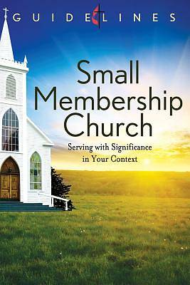 Picture of Guidelines for Leading Your Congregation 2013-2016 - Small Membership Church