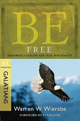 Be Free (Galatians) [ePub Ebook]