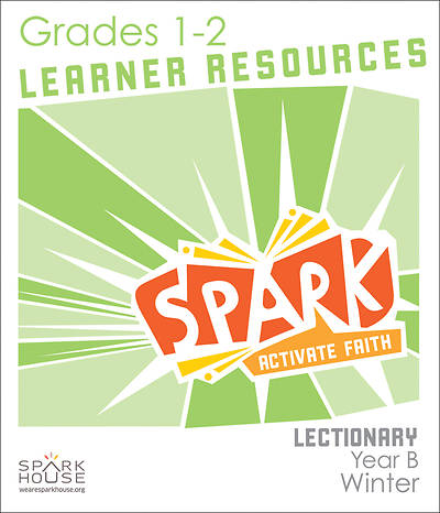 Spark Lectionary Grades 1-2 Learner Leaflet Winter Year B