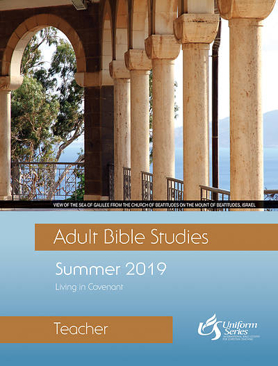 Picture of Adult Bible Studies Teacher Summer 2019 - PDF download