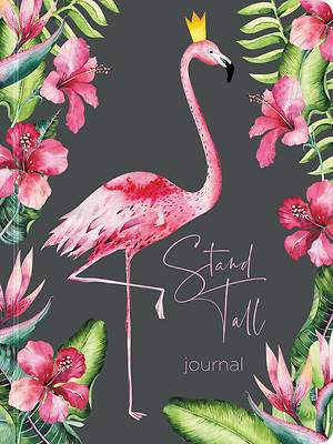 Picture of Stand Tall Textured Paperback Journal