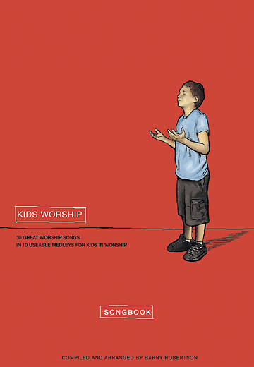 Kids Worship Book