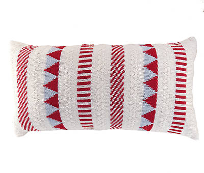 Pillow With Stripes