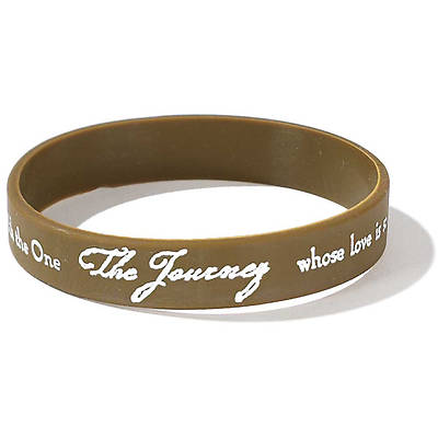 The Journey Silicone Bracelet