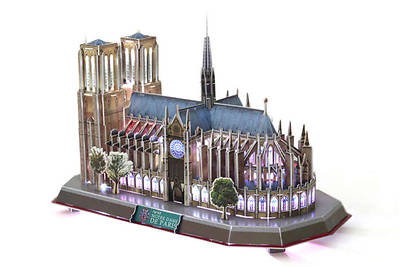 Picture of Led Notre Dame de Paris