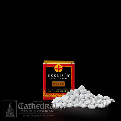 Picture of Cathedral Ekklisia Myrrh Incense