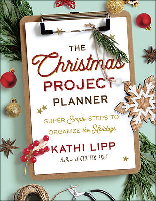 Picture of The Christmas Project Planner