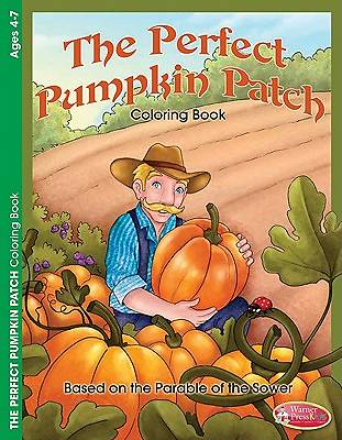 The Perfect Pumpkin Patch Coloring Book
