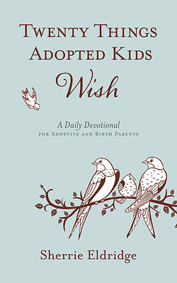Picture of Twenty Things Adopted Kids Wish