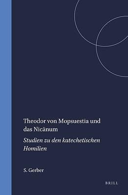 Picture of Theodor Von Mopsuestia Und das Nicanum