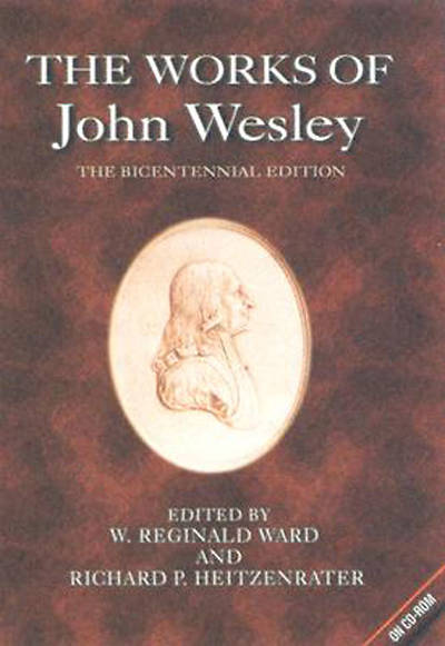 The Works of John Wesley - The Bicentennial Edition CD-ROM