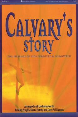 Calvarys Story Preview Pack with CD