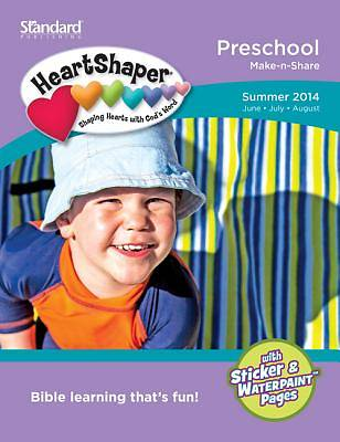 Standard HeartShaper PreSchool Student (Make-N-Share) Summer 2014