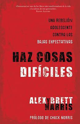 Picture of Haz Cosas Dif-Ciles