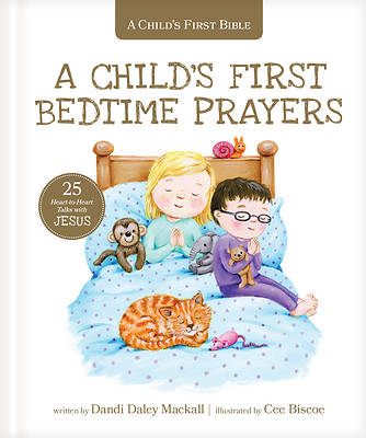 Picture of A Child's First Bedtime Prayers