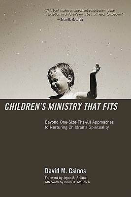 Childrens Ministry That Fits