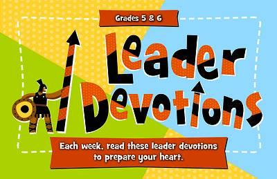 Picture of Buzz Grades 5-6 Skirmish Leader Devotions Fall 2020