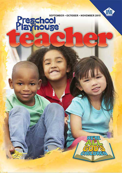 Picture of UMI Preschool Playhouse Teacher Guide Fall 2015