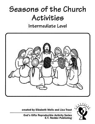 Picture of Seasons of the Church Activities, Intermediate Level