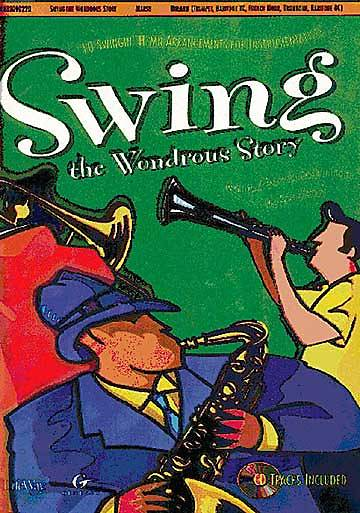 Swing the Wondrous Story Brass Book