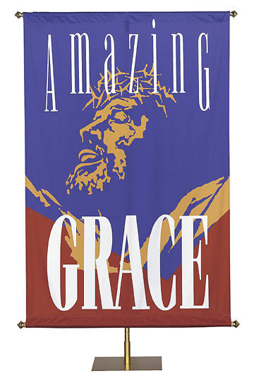 Picture of Banner Amazing Grace