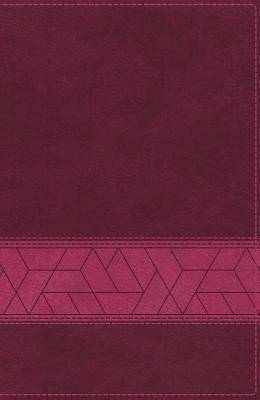 Picture of Niv, Storyline Bible, Leathersoft, Pink, Comfort Print