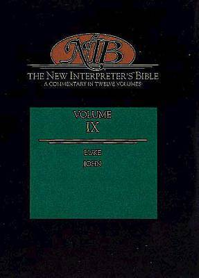 New Interpreters Bible Volume IX