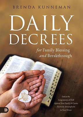 Picture of Daily Decrees for Family Blessing and Breakthrough